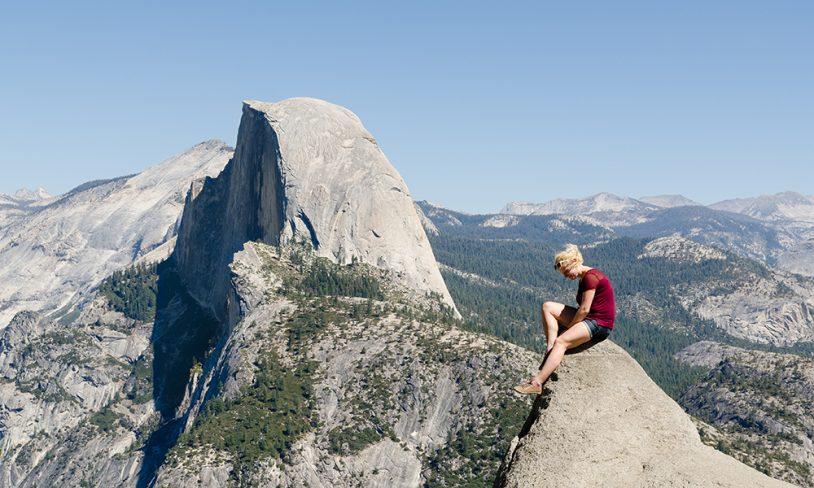 10. Yosemite nasjonalpark