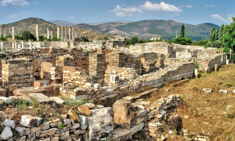 1.Afrodisias, Tyrkia