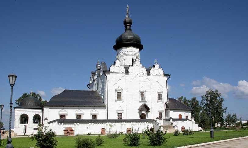 5. Assumption Cathedral, Russland