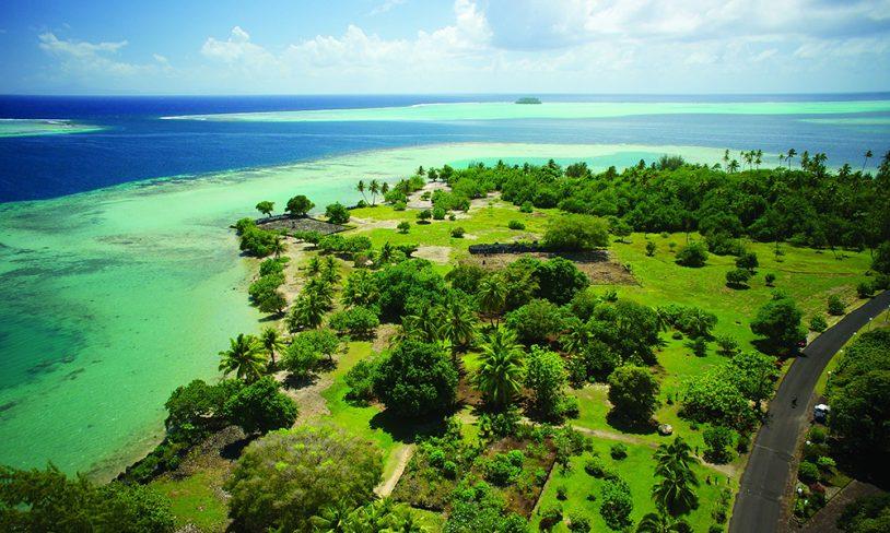 17. Taputapuātea, Fransk Polynesia