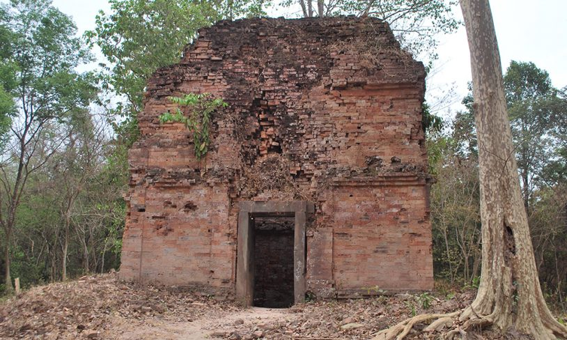 19. Temple Zone of Sambor Prei Kuk, Kambodsja