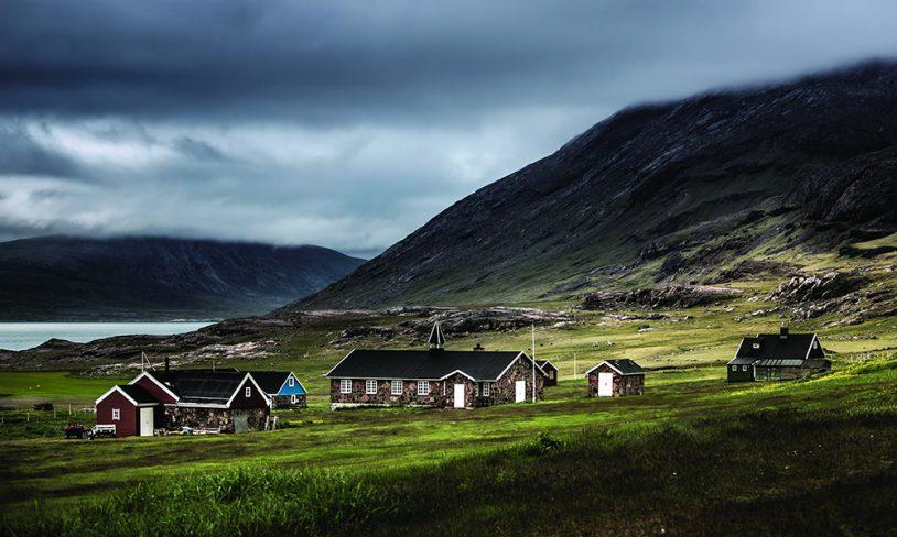 8. Kujataa, Grønland