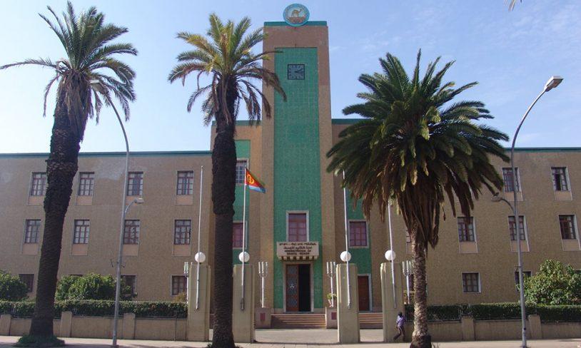 4. Asmara, Eritrea