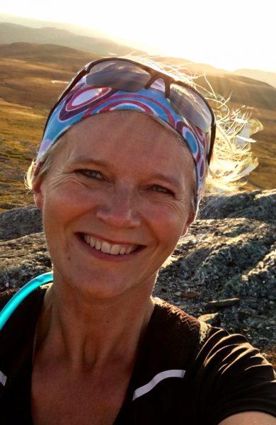 Kari Wallem Bøe (44) er vår nye testreiser, og hun gleder seg til å utforske Kroatia på to hjul! Foto: Privat