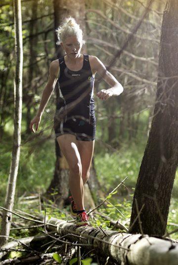 Variert: Turløpet går gjennom ulikt terreng, og du kan velge å delta i gå-klassen hvis du vil det.