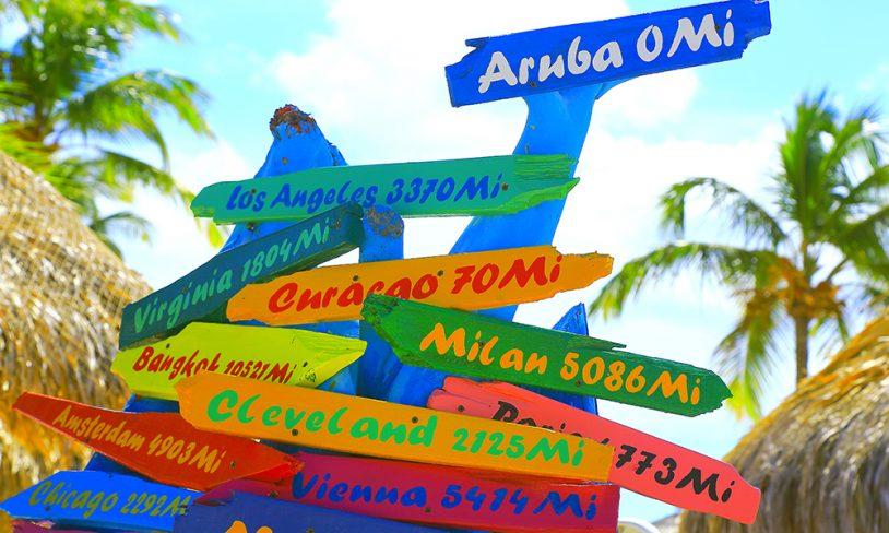 15. Aruba