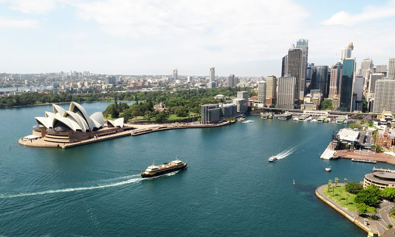 10. Australia