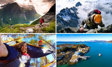 Norges beste fotturer