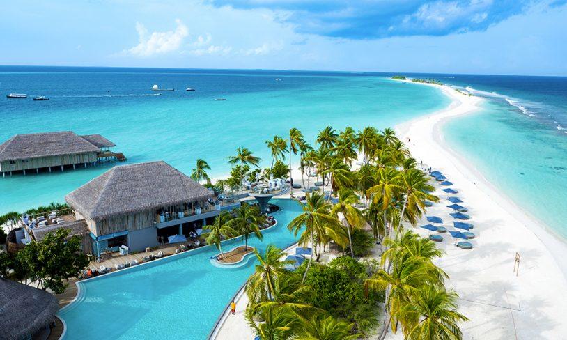 5. Maldivene