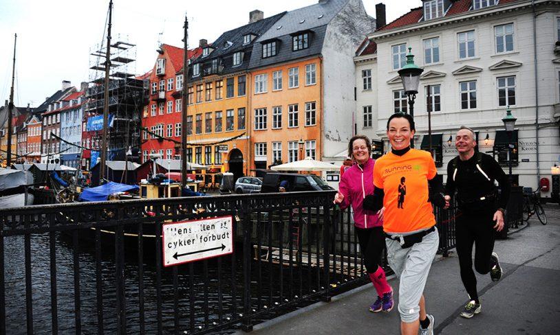 1. Joggetur, København