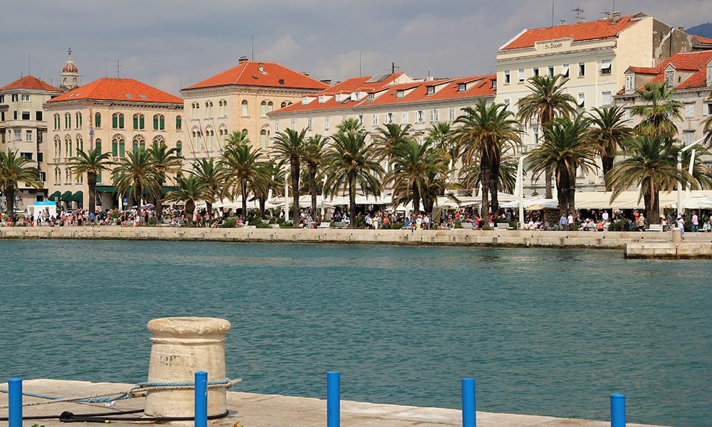 Kroatia er full av vakre og koselige havner. Foto: Kari Wallem Bøe