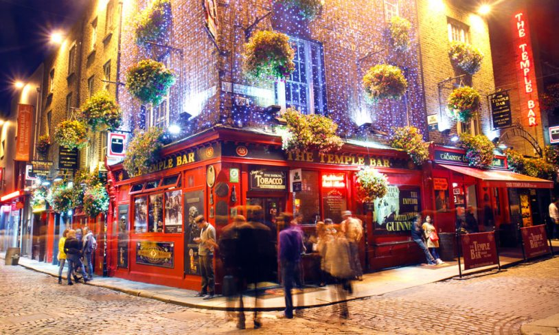4. Temple bar pub