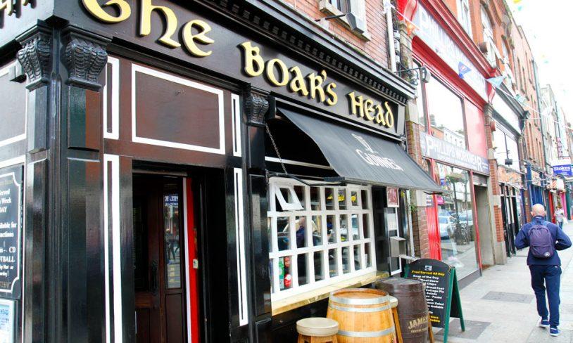 2. Boars Head