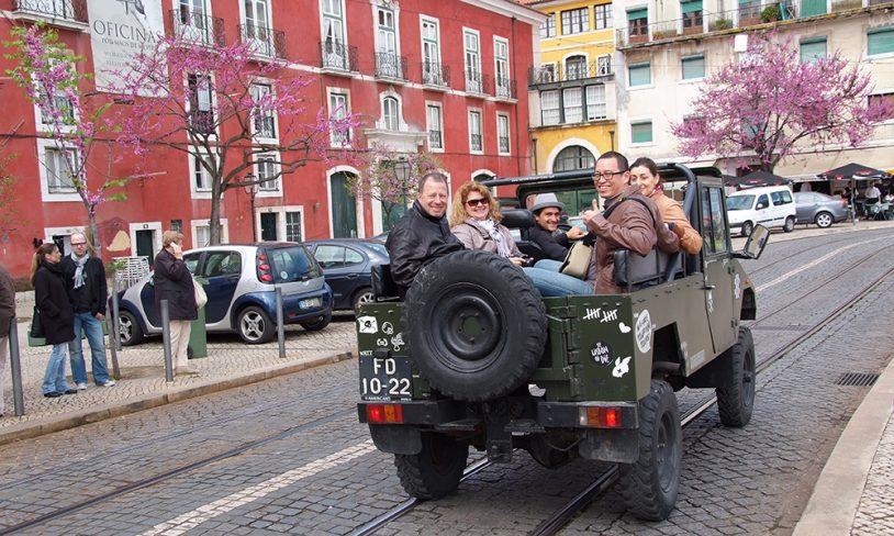 8. Veteranbil, Lisboa