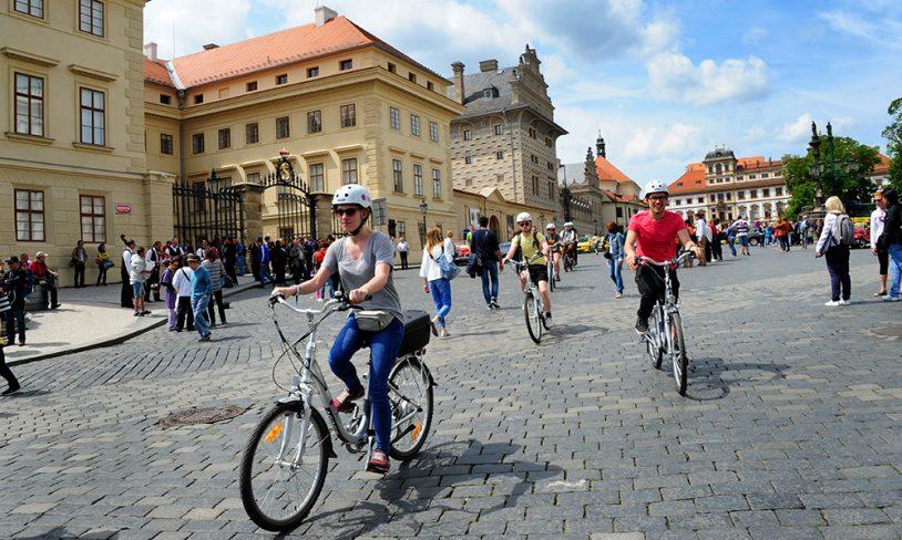 2. Elsykkel, Praha