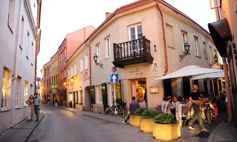 1. Vilnius