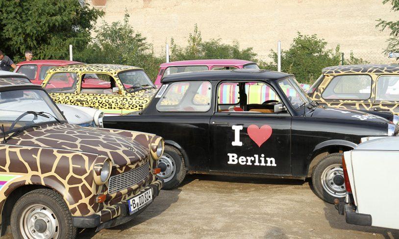 9. Trabant, Berlin