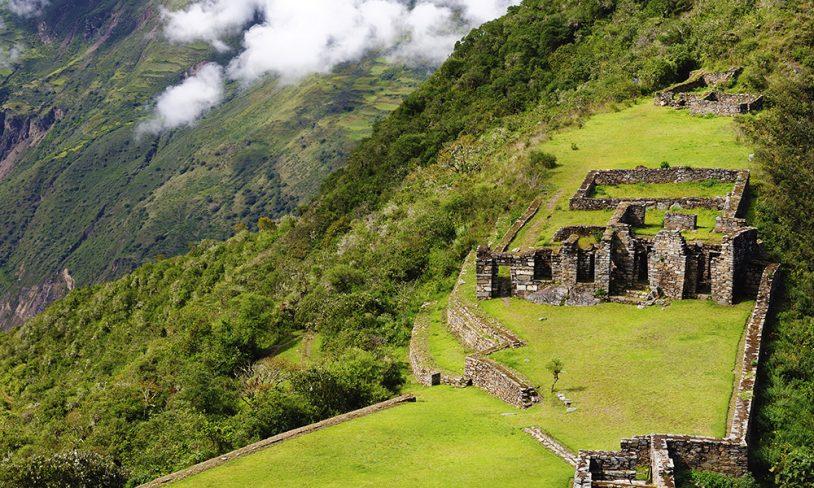 2. Choquequirao, Peru