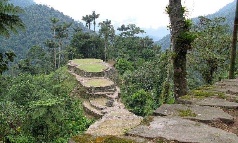 5. Den tapte byen, Colombia
