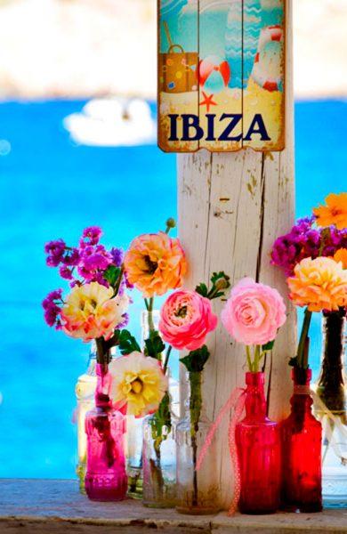 Bohemsk stil og fargerike detaljer er en gjenganger på øya. Foto: Mari Bareksten