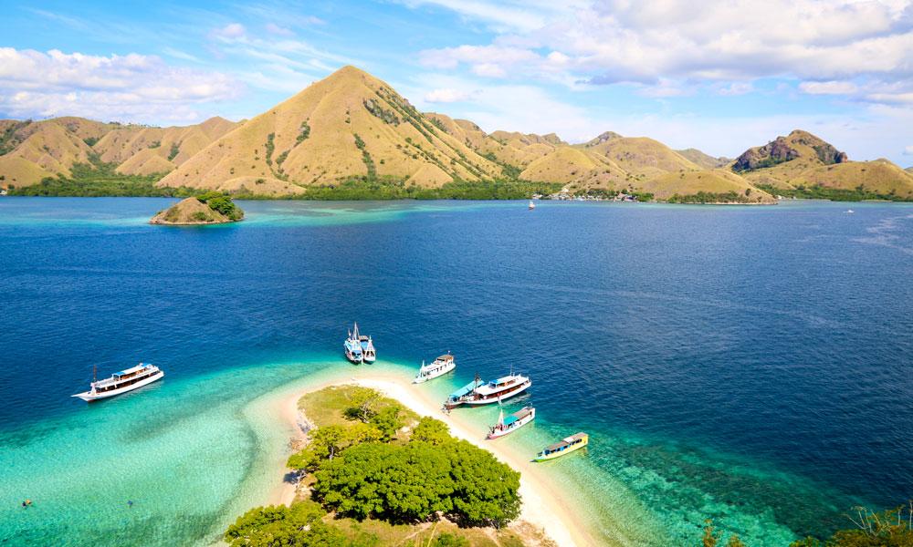 Det er ikke lett å si farvel til Indonesia. Vi kommer gjerne igjen. Foto: Preben Danielsen