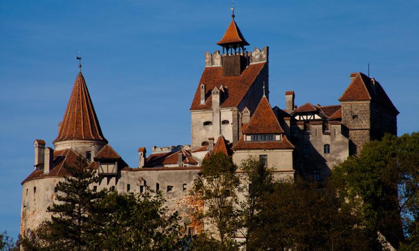 5. Draculas slott