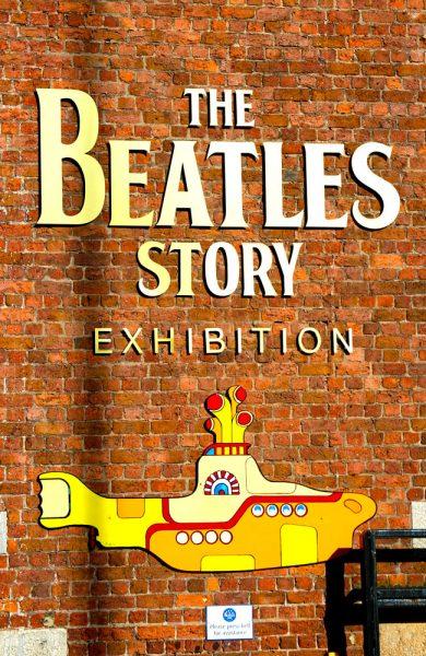 Ta en titt tilbake til Beatles`glansdager. Foto: Runar Larsen