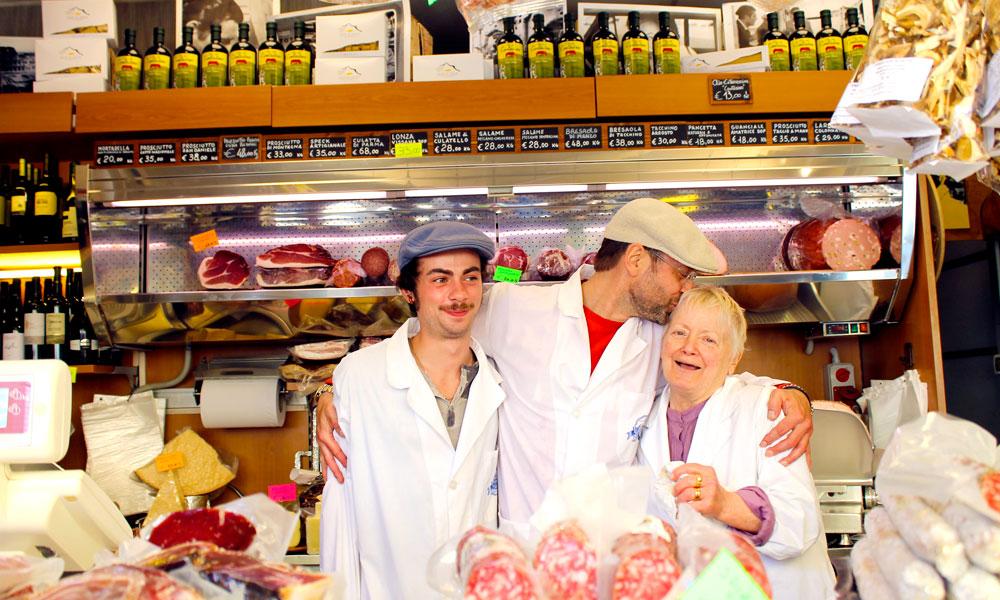 Ta en tur innom familien Gismondi for en herlig oste-opplevelse. Foto: Ida Anett Danielsen