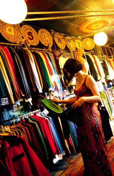 Shop deg bort i Northern Quarter. Foto: Visit Britain