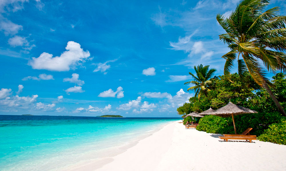 """Maldivene har flere resorter som tar miljøet på alvor, blant annet Reethi Beach Resort som har oppnådd sertifiseringen: """"Gold Travellife, sustainability in tourism"""", som krever en rekke tiltak. Foto: Reethi Beach Resort"""