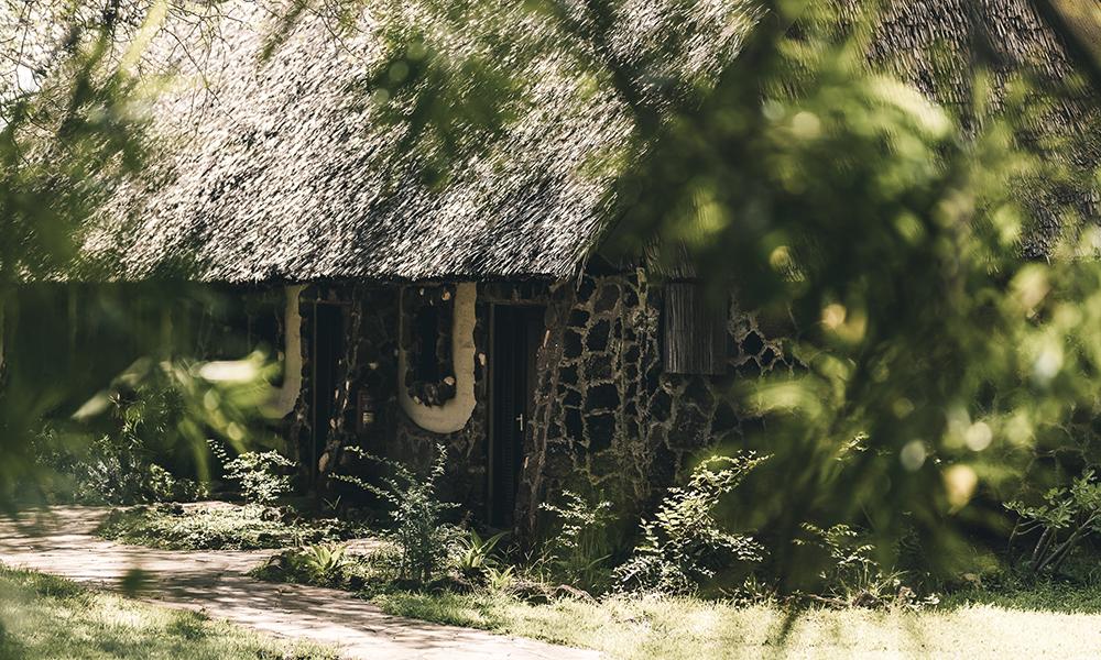 Kilaguni Serena Safari Lodge. Foto: Stian Klo