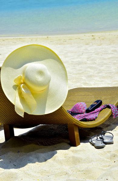Maldivene er nærmest synonymt med herlig strandliv. Foto: Torild Moland