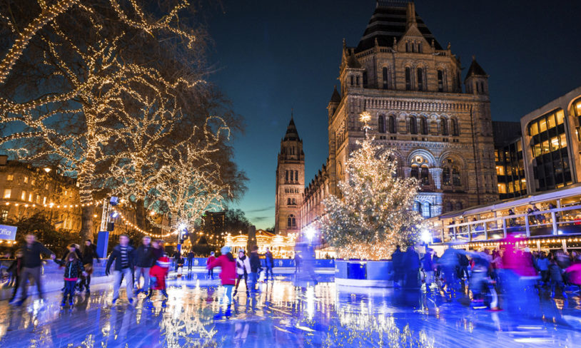 5. Natural Museum Ice Rink