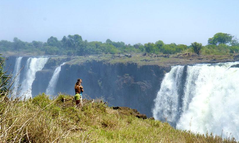 8. Zimbabwe