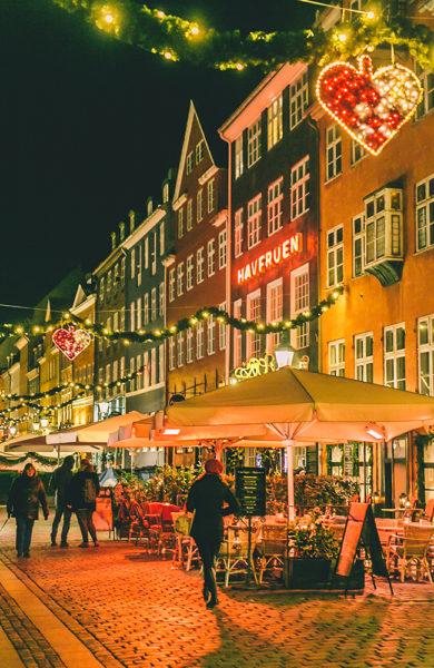 Koselige Nyhavn. Foto: Thomas Høyrup