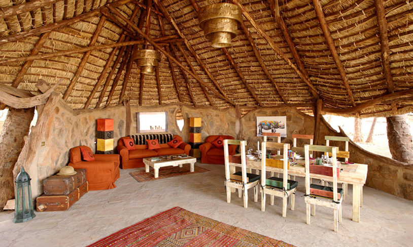 6. Saruni Rhino camp