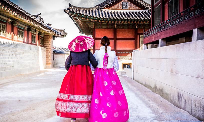 3. Sør-Korea