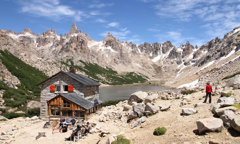 3. Til fjells i Bariloche
