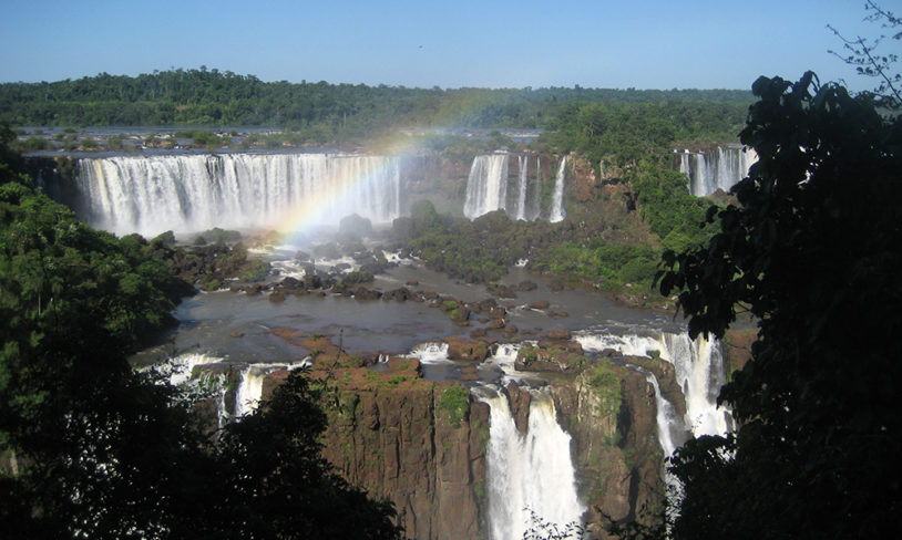5. Makeløse Iguazu