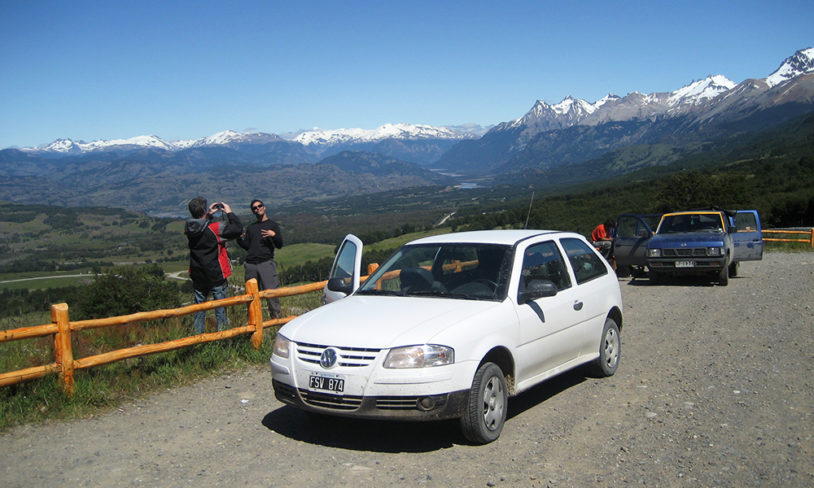 8. Roadtrip i Patagonia