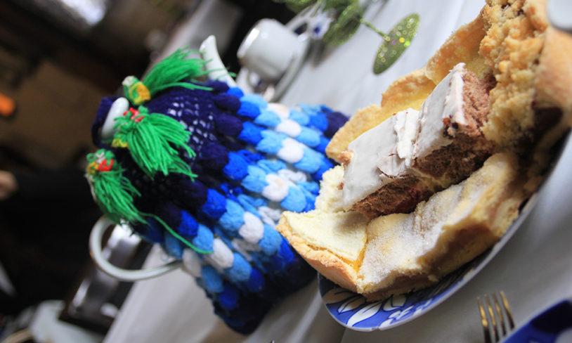 9. Walisisk kakefest
