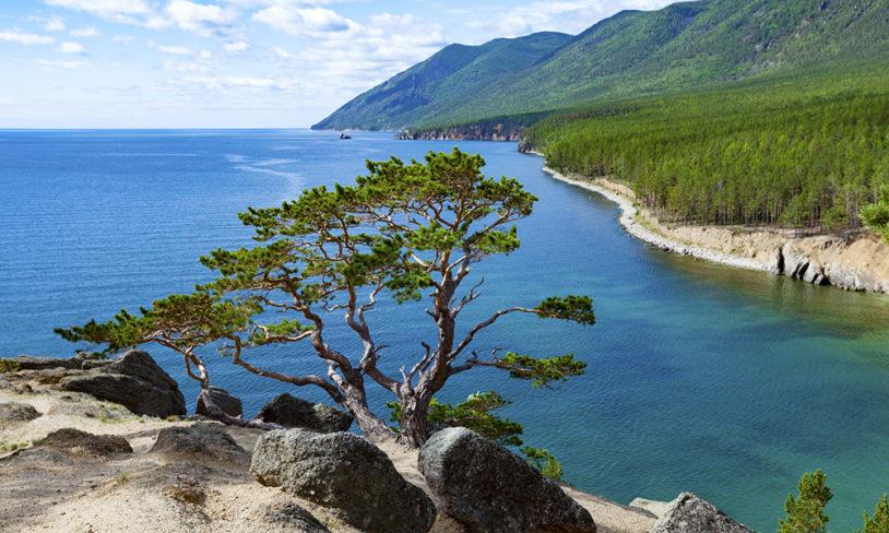 19. Sommer i Sibir