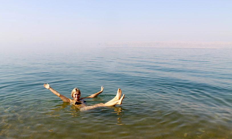 5. Spa i Dødehavet