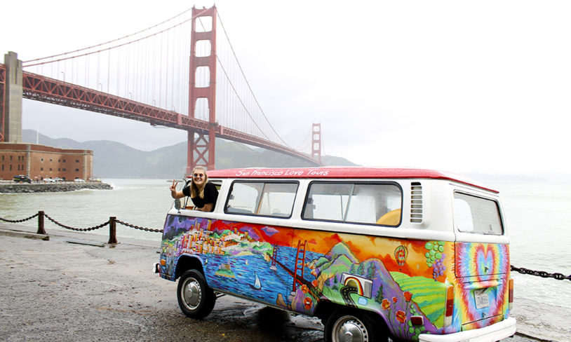 7. Gratis roadtrip i USA