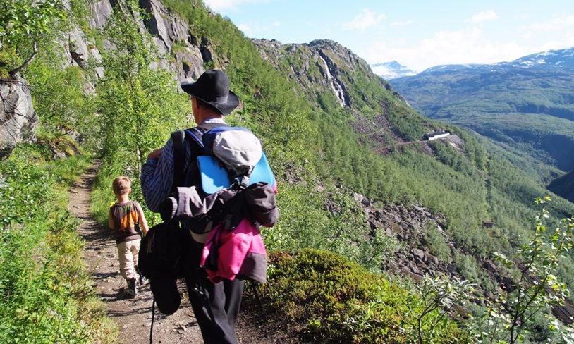 5. Rallarvegen i Narvik