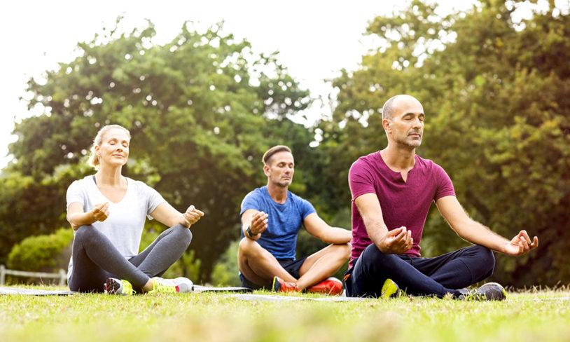 9. Trening og yoga
