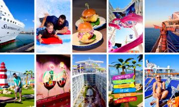 hvilke cruise skal jeg velge
