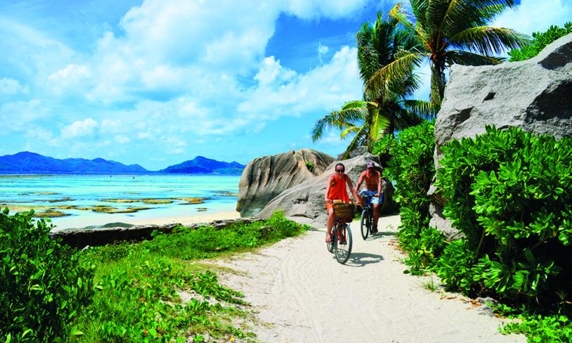 8. Seychellene
