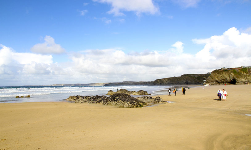 7. Fistral Beach