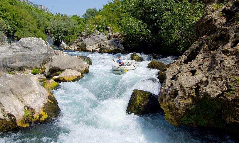 5. Rafting